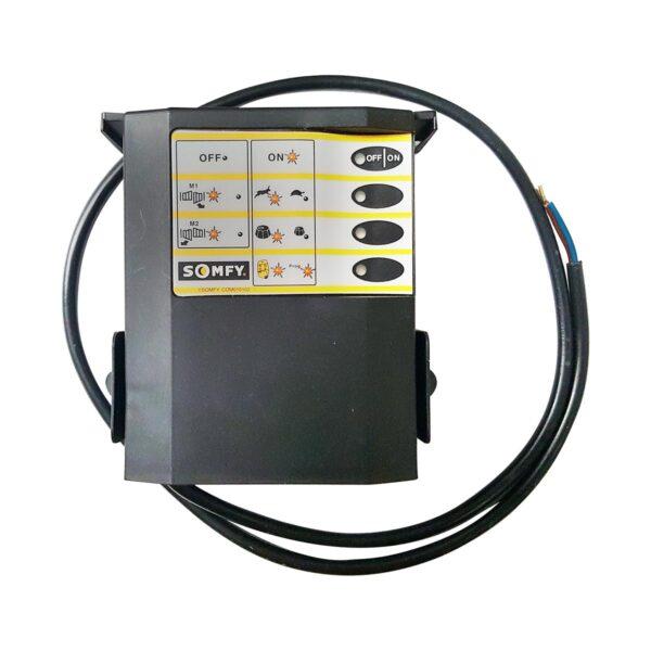 reparation-boitier-electronique-somfy-portail-battant-coulissant-07